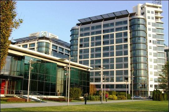 Beograd new architecture