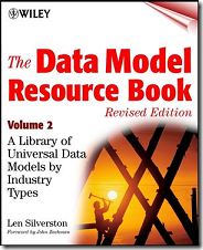 The Data Model Resource Book vol. 2