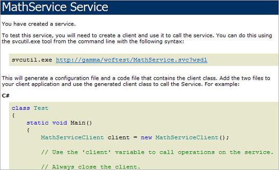 Math service
