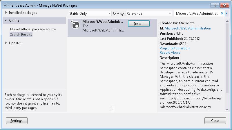 Using client certificates on Windows Azure