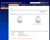 Windows Azure: Package deployment
