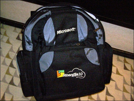 Sinergija10 bag