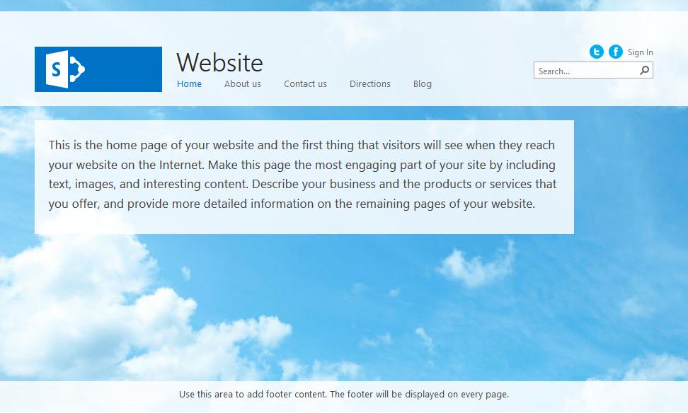 Office 365 new public sites | Gunnar Peipman - Programming Blog
