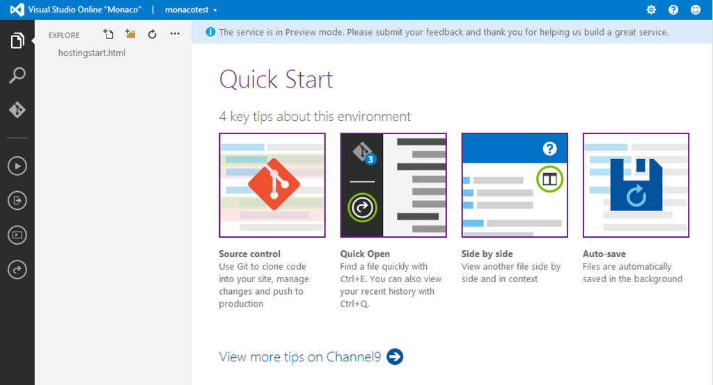 Visual Studio Online - фото 7