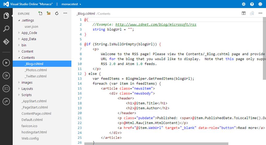 Visual Studio Online - фото 4