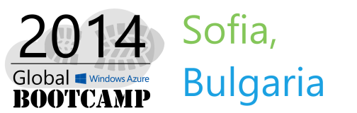 Global Windows Azure Bootcamp 2014 @ Sofia