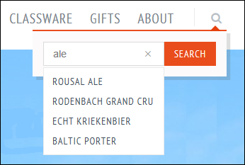 Azure Search Suggesters: Search box with suggestions