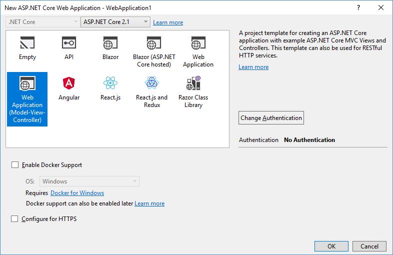 Running an ASP NET Core Application as a Windows Service - DZone Web Dev