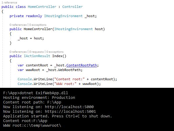 ASP NET Core: Replacement for Server MapPath - DZone Web Dev